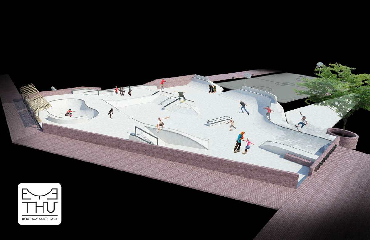 Skate Park_November Render