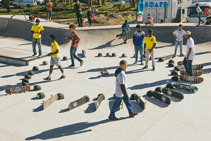 Our New Skate Park! – Video